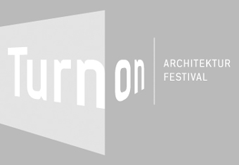 Logo 'Turn On' / Grafik: Perndl+Co